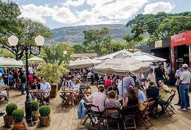 Festival de Gastronomia Tiradentes
